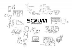 Scrum - Lizenz von ClipDealer