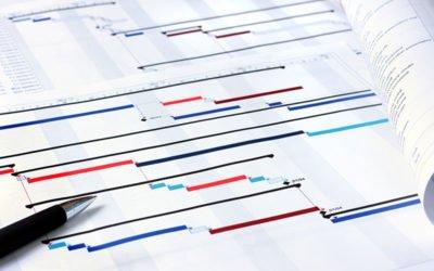 Gantt-Diagramm erstellen