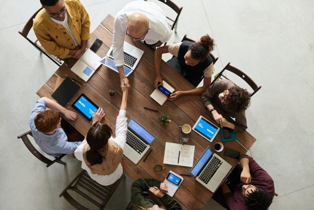 Team work project Management