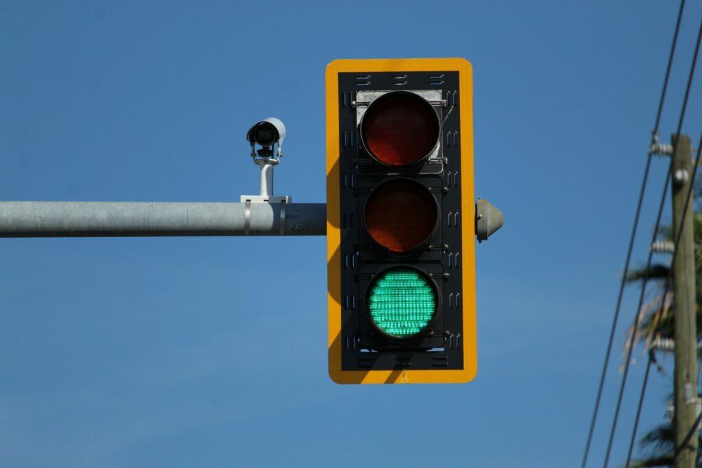 Traffic light Project Control